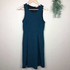41 Hawthorn | Jace Dot Dress Fit & Flare